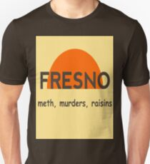 Central Valley Collection: Fresno Unisex T-Shirt