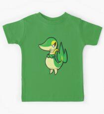 Snivy Kinder T-Shirt