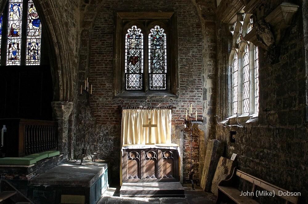 Holy Trinity Church by John (Mike)  Dobson