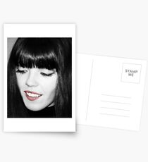 Angelina  Postcards