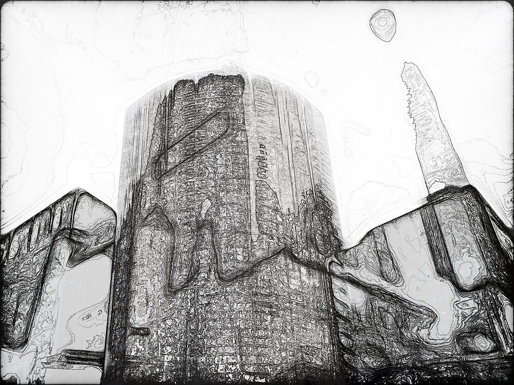 Facades #3 by Benedikt Amrhein