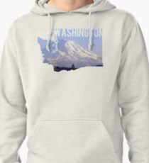 Washington - Rainier Pullover Hoodie