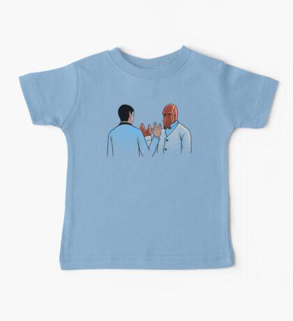 Vulcan Salute Kids Clothes