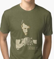 Use It - House MD Tri-blend T-Shirt