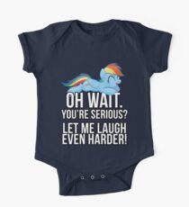 You're Serious?  (My Little Pony: Friendship is Magic) One Piece - Short Sleeve