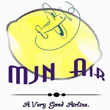 MJN Air Lemon Edit by CharlotteTardis