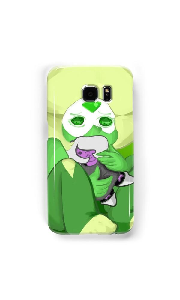 Quot Steven Universe Cute Peridot Quot Samsung Galaxy Cases