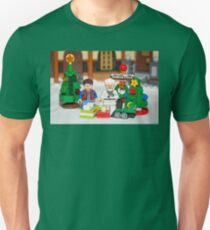 Mcfly Brown Xmas T-Shirt