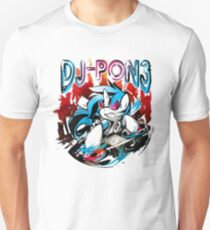 DJ-Pon3 v2 Unisex T-Shirt