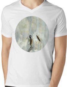 Broken matchstick Mens V-Neck T-Shirt