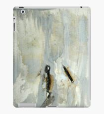 Broken matchstick iPad Case/Skin