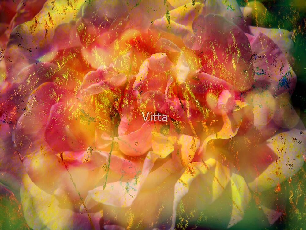 Rose with Lemon by Vitta