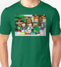 North Pole with Marty and Dov T-Shirt