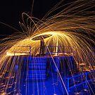 Middle Head Fireworks by David Haworth