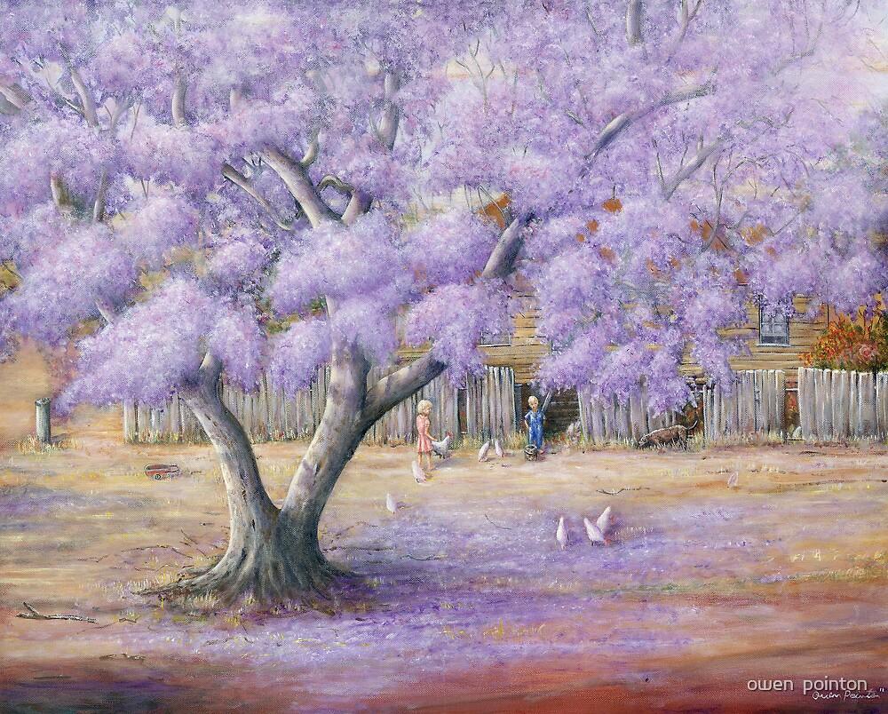 Purple Rain  by owen  pointon