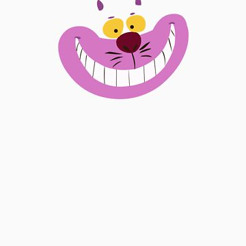 The Cheshire Cat by FaceShirts