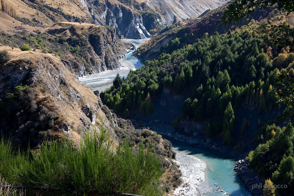 Shotover by phil decocco