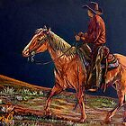 Sunset Ride by Susan McKenzie Bergstrom