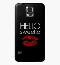Hello, Sweetie Case/Skin for Samsung Galaxy