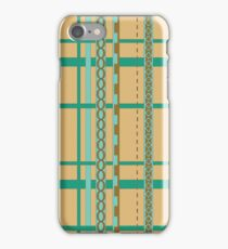 Ribbon pattern iPhone Case/Skin