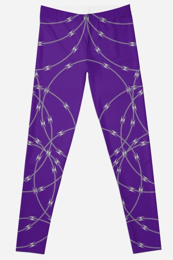 Razor Wire Leggings by corsetti