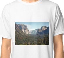 Yosemite Valley Classic T-Shirt