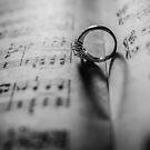 Love is Sweet Music by Oil Water Artt