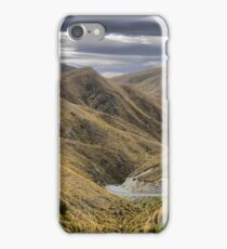 From the Crown Range Road. ( 7 ) Through the Khyber Pass ? iPhone Case/Skin