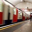 King's Cross St.Pancras - The Platform 2 by rsangsterkelly