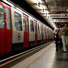 Embankment - The Platform by rsangsterkelly