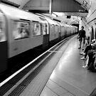 Embankment  - The Platform 2  by rsangsterkelly