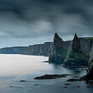 Stacks of Duncansby, Caithness, Scotland by Iain MacLean