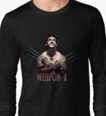 Wolverine - Weapon X Long Sleeve T-Shirt