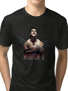 Wolverine - Weapon X Tri-blend T-Shirt