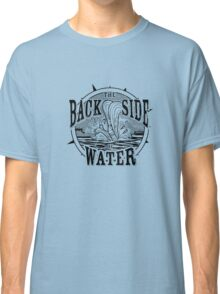 Back Side of Water (Black) Classic T-Shirt