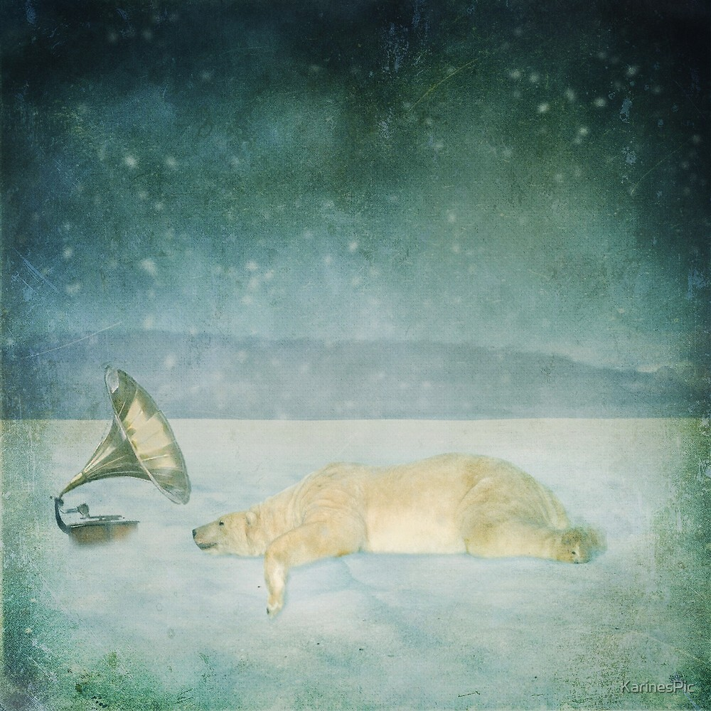 Winter's lullaby by KarinesPic