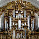 Fulda Cathedral organ by Jenny Setchell