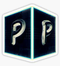 PPreductions Logo Sticker