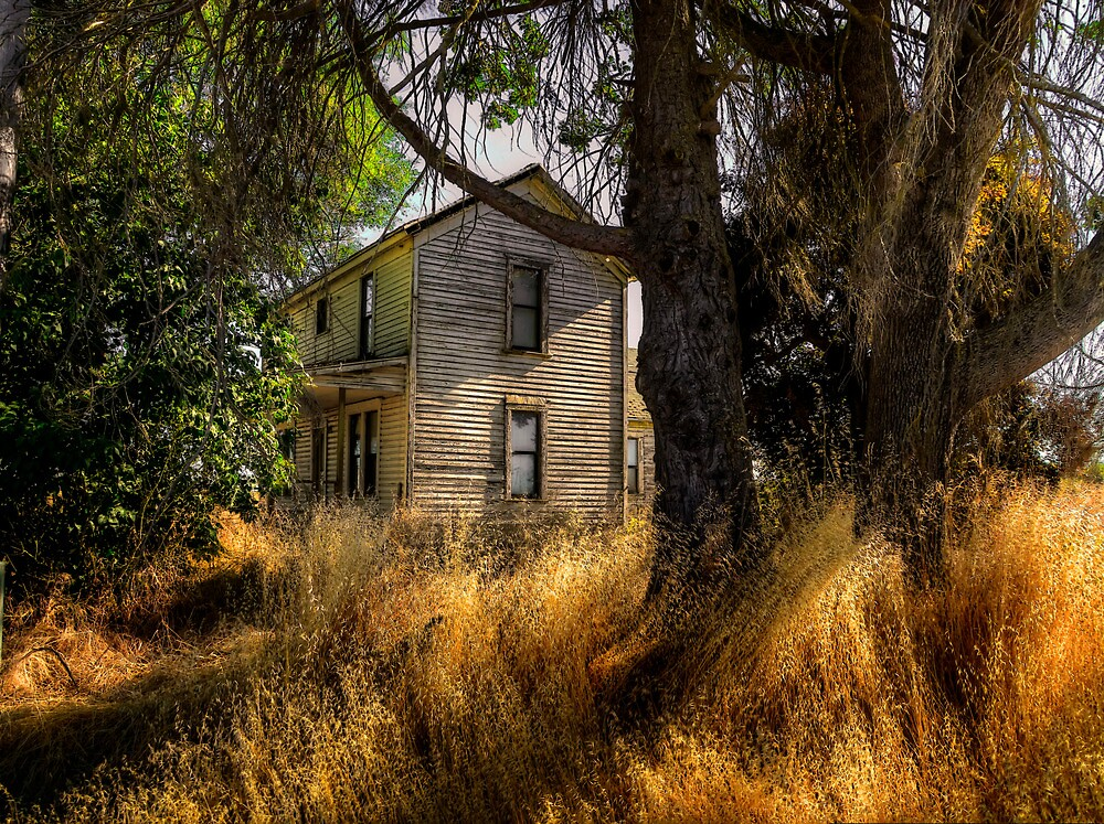 I Love Emgram Island by Charles & Patricia   Harkins ~ Picture Oregon