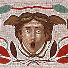 Roman Snake Surprise Mosaic by simpsonvisuals