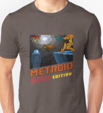 Metroid Remastered (Cover Art) Unisex T-Shirt