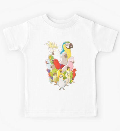 Parrot Party Kids Clothes