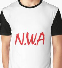N.W.A coming straight out of Compton  Graphic T-Shirt