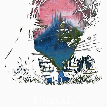 UnreaL Amiga - Post-Impressionism by Hvedrung