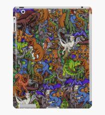Chibi Dinosaurs iPad Case/Skin