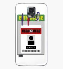 Chuck pocket protector Hülle & Klebefolie für Samsung Galaxy