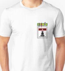 Chuck pocket protector Unisex T-Shirt