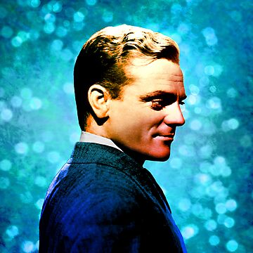 James Cagney, blue screen by sebmcnulty
