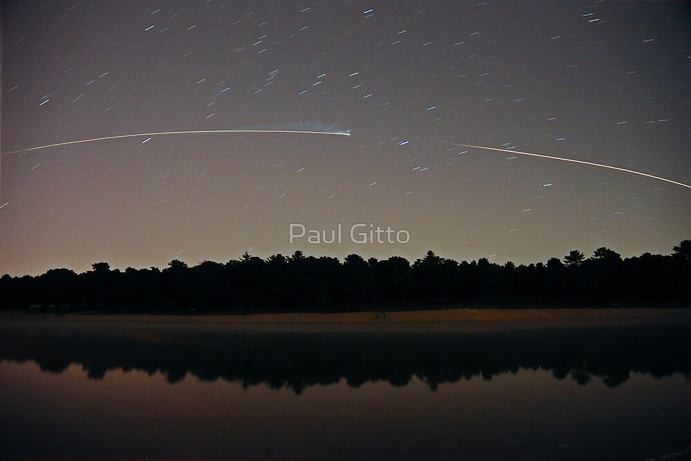 Good Luck Ladee by Paul Gitto