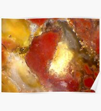 Forbidden Fruit (Haystack Butte Jasper) Poster
